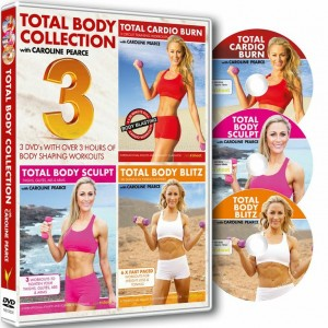 Total body collection - Caroline Pearce