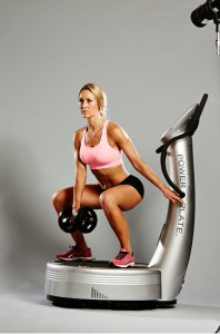 Caroline Pearce - Power Plate